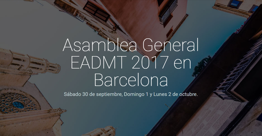 European Association of Dance Movement Therapy (EADMT) General Assembly